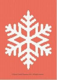 Crochet Snowflake Pattern Chart Details About Crochet Patterns Snowflake Graph Chart Afghan Pattern