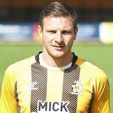 Paul Mullin - Forward - First Team - Cambridge United