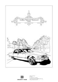 Small Picture Lowrider Coloring Book Lowrider coloring pages for