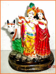 Small Picture Radha Krishna Idol Indian Handicrafts Home Decor Gift Items Buy