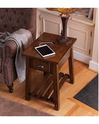 charging end table. Canyon Charging End Table E