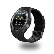 Y1 Android Smartwatch With Phone Call \u0026 Camera - I Go Goldan