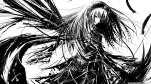 Black and White Manga Wallpapers on ...