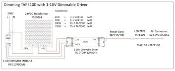 1 10v dimmable driver (constant voltage) white 10v 24v 50w 120w lutron 0-10v dimming wiring diagram 1 10v dimmable driver (constant voltage) white 10v 24v 50w