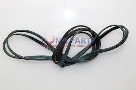 kenmore dryer belt. genuine oem we12x10014 kenmore dryer drive belt
