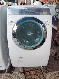 Máy giặt National NA-VR1100 giặt 9kg, sấy block 6kg - chodocu.com