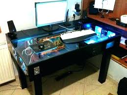 tower computer desk. Computer Desk Tower Gaming For Those Of You Who Like To .