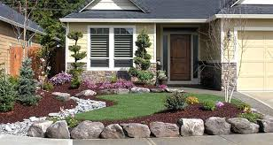 Small Picture Front Yard Landscaping City of Turlock Building in Turlock
