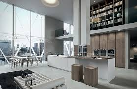 Small Picture Sophisticated Modern Kitchens With Cutting Edge Design Decor Advisor