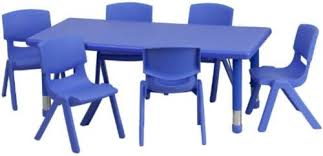 Various Preschool Table And Chairs Set Of Toddler Chair Furniture
