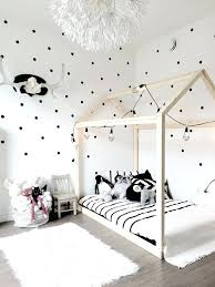 black and white wall decals nursery decor nursery house bed polka dot wall wall decals black black and white wall decals
