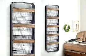 wood wall file organizer metal wall file organizer best wall file holder ideas on stuff animal wood wall file
