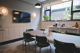 sustainable office furniture. Renovated 1960s Building - Environmentally Sustainable Office Space Located Just Behind Hatton Garden Shared And Private Roof Terraces. Furniture