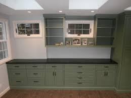 office countertops. Home Office Countertop, Black Concrete, Custom Concrete Countertops, Engineered Verdicrete Countertops E