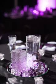 25+ cute Purple centerpiece ideas on Pinterest | Tangled wedding, Purple  flower centerpieces and Lavender wedding decorations