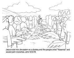 Free Palm Sunday Coloring Pages Palm Colouring Pages Free Palm