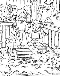 Small Picture Baby Jesus Christmas Coloring Pages Printable Baby Coloring