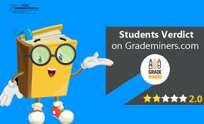 students verdict on grademiners com as an online essay writing company