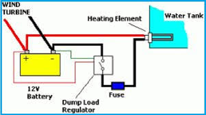 water heating element emersion heater 1 npt 12v 24v 400watt or circuit diagram of a dump load regulator using a water heater