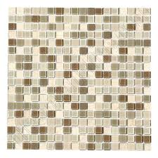 glass and stone mosaic tiles glass and stone mosaic tile matrix 4 suede blend 5 8 glass and stone mosaic tiles