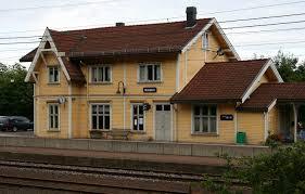 Skoppum Station