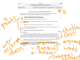 an example thesis related post of an example thesis