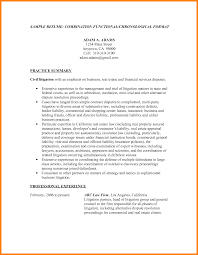 5+ resume title example
