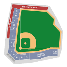 Lindquist Field Seating Chart Tickets Rocky Mountain Vibes At Ogden Raptors Ogden Ut