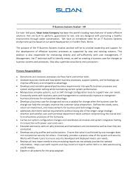 Business Analyst Job Description Business Analyst Responsibilities Resume In Other Articles About 24