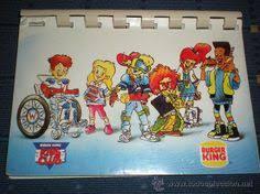 90s burger king burger king cuaderno de notas aÑos 90 del kids club papel