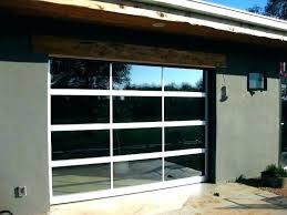 insulated glass garage doors insulated glass garage doors enchanting glass garage doors cost in overhead