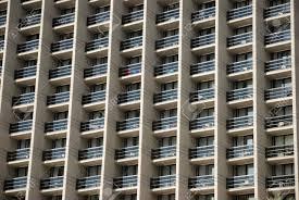 Modern Apartment Building Facade Stock Photo Picture And Royalty - Modern apartment building facade