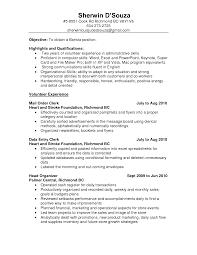Stunning Bartender Resume Description Tomyumtumweb Com