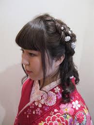 袴 おススメ髪型 Revenレーヴエヌ中居理美容室のスタッフブログ