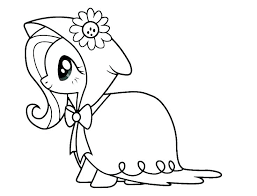 Twilight Sparkle Mermaid Coloring Page My Little Pony Colouring