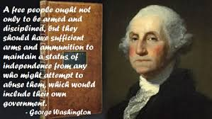 George Washington Famous Quotes Awesome EQ Best Quote By George Washington A Free People Ought Not Only To