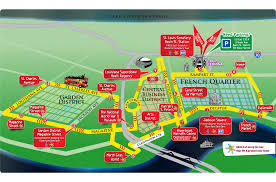 garden district new orleans walking tour map. Download The Tour Route Map Garden District New Orleans Walking A