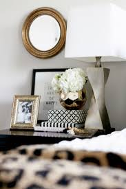 bedside table accessories. Beautiful Accessories How To Style A Nightstand  Bedside Table Styling Essentials Back  Basics This Is Our Bliss With Bedside Table Accessories I