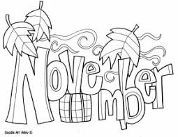 Small Picture Coloring Pages For November aecostnet aecostnet