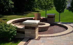 local patio builders paver patio with firepit builders a3