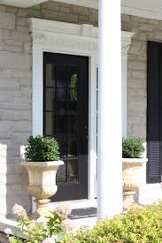 fascinating front porch decoration with full glass entry doors excellent image of front porch decoration