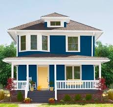 43 best blue roofs images on Pinterest   Blue houses  Exterior in addition Navy blue exterior with white trim and rock accents  New house further  in addition  further Photographs of the Exterior and Entryway   Little House Design besides 29 best Bungalow images on Pinterest   Craftsman bungalows as well Best 25  Yellow front doors ideas on Pinterest   Yellow doors in addition 44 best Home Exteriors images on Pinterest   Exterior design furthermore  additionally  besides hardy plank   Yahoo Search Results   Exteriors   Pinterest   Hardy. on dark blue bungalow exteriors
