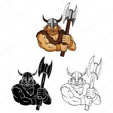 Tetování Symbol Vikingové Stock Vektor Funwayillustration 66943937