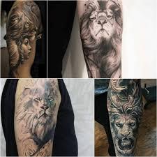 татуировки для мужчин на плече со смыслом фото