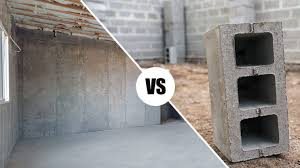 5 reasons why poured concrete walls are