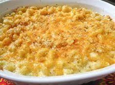 amerikansk makaroni og ost