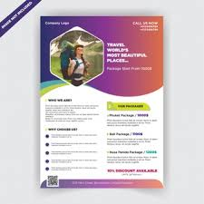 Tours Flyers Design Vectors Photos And Psd Files Free Download