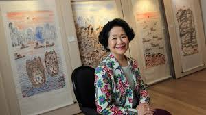 Asian artist jack fang