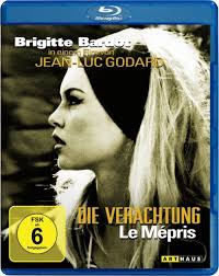 Contempt (1963) - Brigitte Bardot Blu-ray – Elvis DVD Collector & Movies  Store