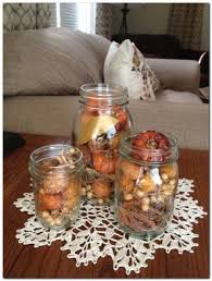Fall Table Decorations With Mason Jars 100 Fall Coffee Table Decorations Ideas The Urban Interior 38